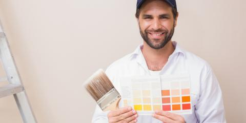4 Qualities to Look for in a Professional Painter, Hinesville, Georgia