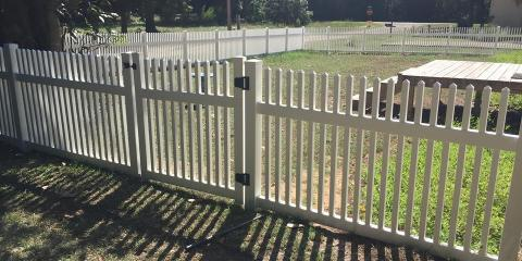 5 Signs You Need a Fence Replacement, Hinesville, Georgia