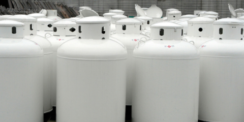How to Choose the Right Propane Tank Size, Hinesville, Georgia