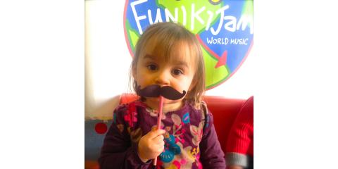 Hipster babies invade NYC at FunikiJam Music , Manhattan, New York
