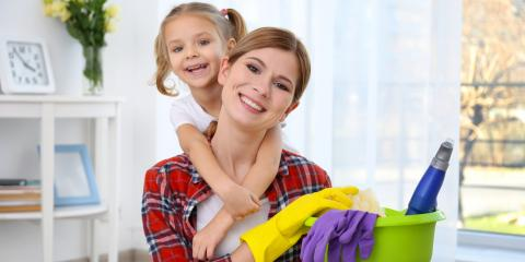 5 Home Cleaning Chores Your Kids Will Enjoy, Lincoln, Nebraska