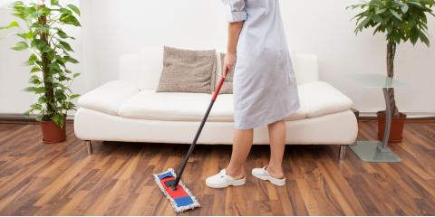 5 Home Cleaning Tips to Protect Hardwood Floors, Lincoln, Nebraska