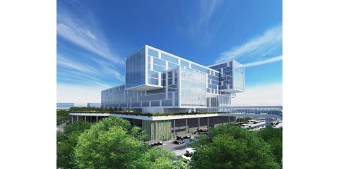 John Portman & Associates Design for Hartsfield-Jackson Atlanta International Airport Wins Awards, New York, New York