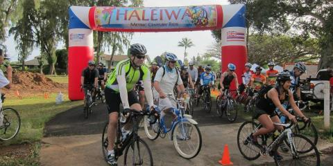 Join the 27th Annual Haleiwa Metric Century Ride, Honolulu, Hawaii