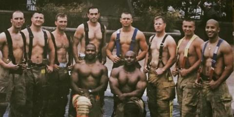 A History of Hunks & Ladders: 3 Decades of Supporting Charity Organizations, Dayton, Ohio