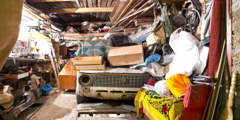 Local Junk Removers Explain Hoarding , Lakeville, Minnesota