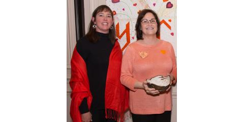 SMC Director Lisa Poplin Receives Good Friends Award from YWCA, High Point, North Carolina