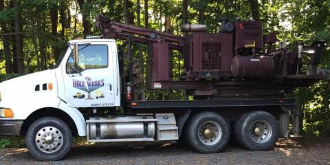 The Hole Works, Drilling Contractors, Services, Franklinville, New York