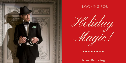 5 STAR HOLIDAY PARTY MAGICIAN! MARCO THE MAGICIAN!, Philipstown, New York