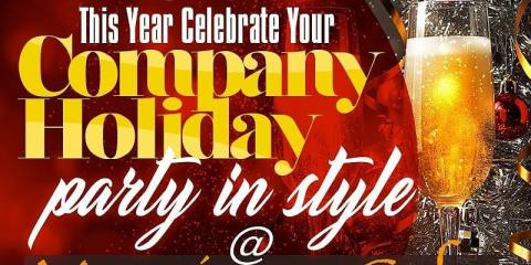 BOOK YOUR HOLIDAY PARTY WITH US - MAMAJUANA CAFE QUEENS, New York, New York