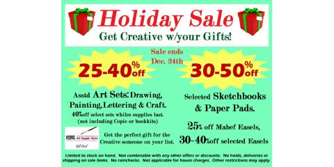 HOLIDAY SALE!, Honolulu, Hawaii