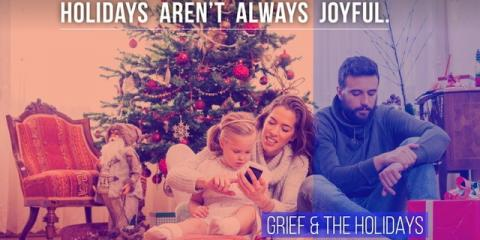 Grief and the Holidays, Cuyahoga Falls, Ohio