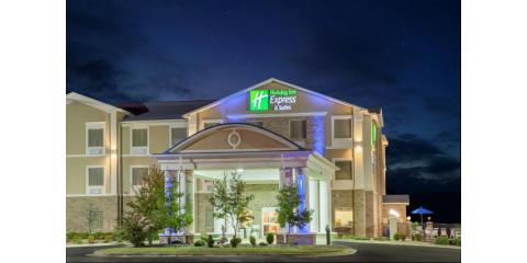 Holiday Inn Express & Suites, Hotel, Services, Clarksville, Arkansas