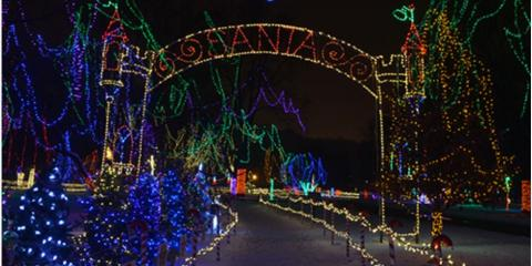 Don't Miss the Holiday Lights in Mankato, Woodbury, Minnesota