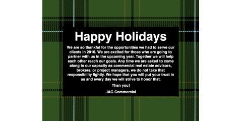 Happy Holidays, Minneapolis, Minnesota