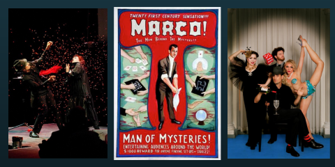 Make Your Holiday Party a Hit With Marco The Magician, Philipstown, New York