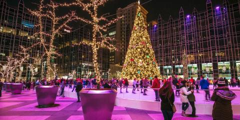 Convenient City Parking for Holiday Events in New York City, Pittsburgh, D.C., & Chicago, West Palm Beach, Florida
