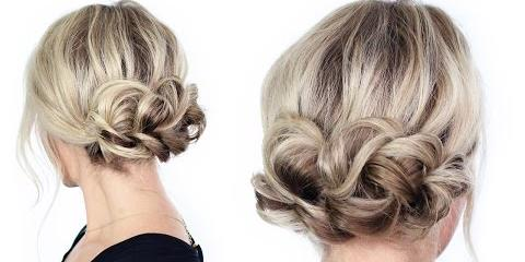 Prom Special: Get an Updo & a Manicure for $60 at Eric's Beauty Salon, Milford, Ohio