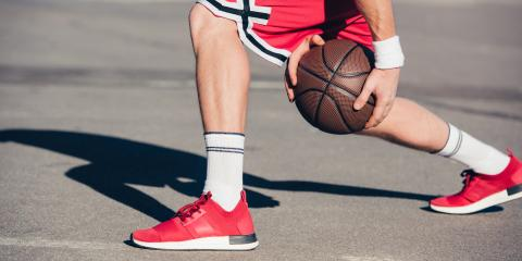 A Guide to Basketball Injuries, Union, Ohio
