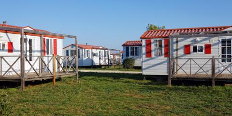 Regular Structural Problems With Mobile Homes, Hollister, Missouri