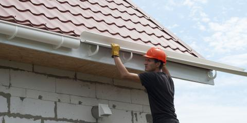 5 Most Common Materials for Gutters, Holmen, Wisconsin