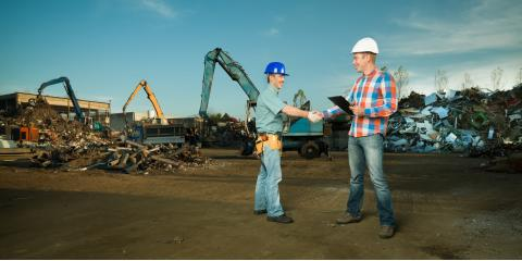How Can Your Business Benefit from Scrap Metal Recycling?, ,