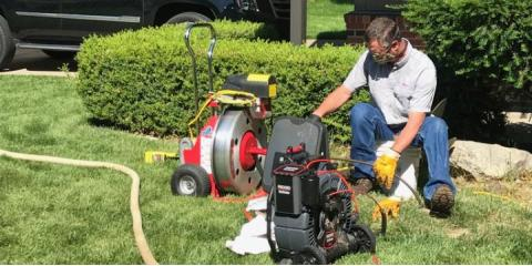 3 Signs You Need Sewer Drain Cleaning, Little Salt, Nebraska