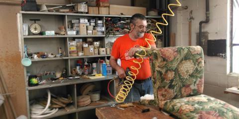 Cincinnati's Design Professionals Explain How New Upholstery Will Revitalize Your Furniture, Cincinnati, Ohio