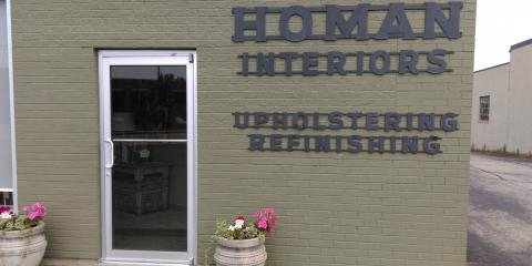 In Need of Furniture Restoration? Homan Interiors Offers Affordable Furniture Reupholstery and More!, Cincinnati, Ohio