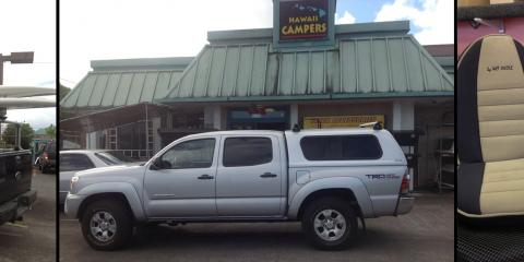 Hawaii Campers, Auto Parts, Services, Hilo, Hawaii