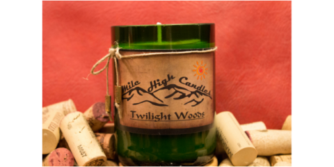 4 Reasons Interior Designs by Catherine Recommends Miles High Candles as Winter Home Accessories, Castle Rock, Colorado