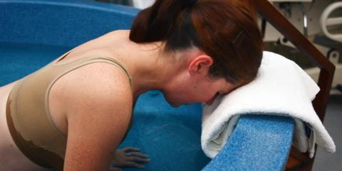 How to Make Your Water Birth Comfortable, Suffern, New York