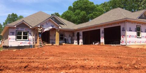The first 5 steps commonly taken in the home building for First step of building a house
