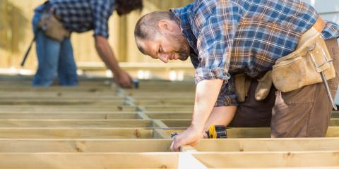 Building a Deck? 3 Tips From Covington's Leading Home Contractor, Covington, Ohio