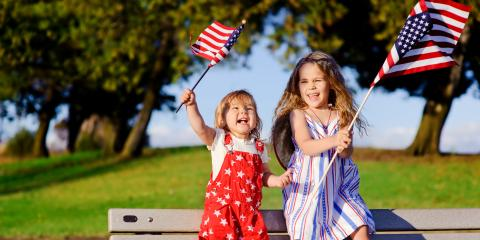 4 Patriotic Decorating Ideas for Fourth of July, ,