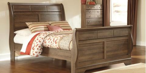 5 Ways to Dress Your Bed: Tips From the Bedroom Furniture Experts, St. Peters, Missouri
