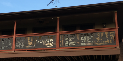3 Benefits of Using Steel Balcony Panels, Bells, Tennessee
