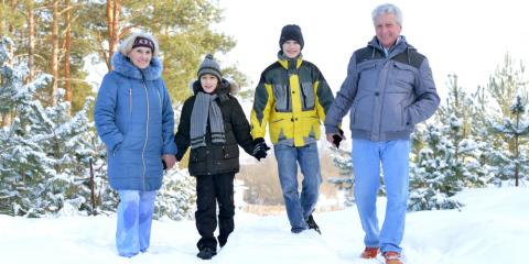 A Senior's Guide to Walking Safely in Winter, St. Louis, Missouri
