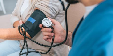 3 Tips for Helping a Senior Parent Manage High Blood Pressure, Auburn, New York
