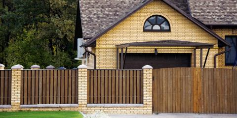 3 Reasons to Install a Fence Around Your House, ,