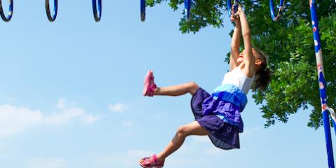 Home Improvement in Your Backyard: Treat Your Kids to a Play Set, Walnut Ridge, Arkansas