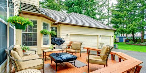 Home Improvement: How Adding a Deck Increases Resale Value, Montrose, Michigan