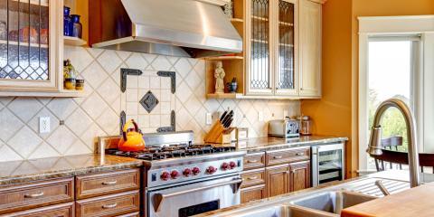 4 Modern Backsplash Ideas for Your Kitchen, St. Louis, Missouri