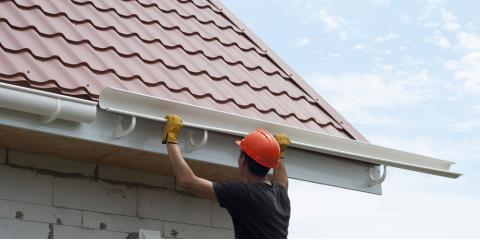 Home Improvement Experts on Whether You Need Gutter Repair or Replacement, Waterbury, Connecticut