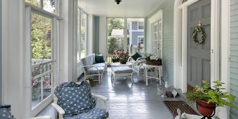 3 Benefits of a Screened Porch, Wentzville, Missouri