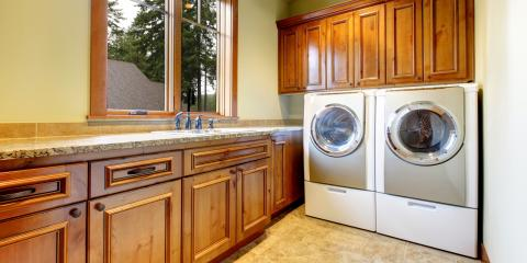 3 Laundry Room Issues Found During Home Inspections, Huntington, New York