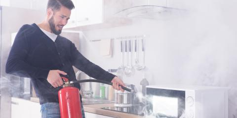 The Top 3 Ways to Handle a Kitchen Fire, Somerset, Kentucky