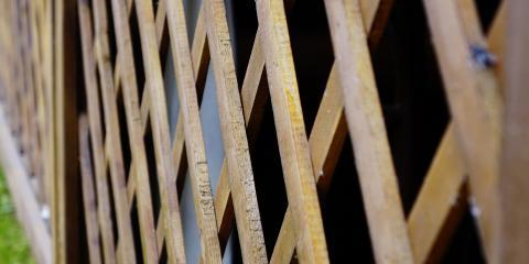 3 Benefits of Using Latticework Around Your Deck, Anderson, Ohio
