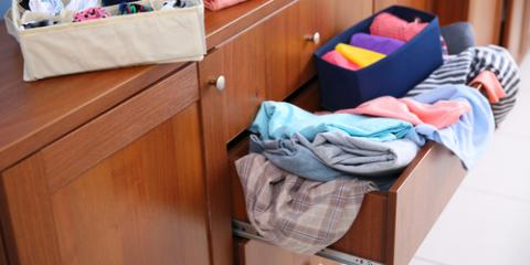 3 Awesome Folding Hacks to Save Space in Your Closet Organizer, Covington, Kentucky