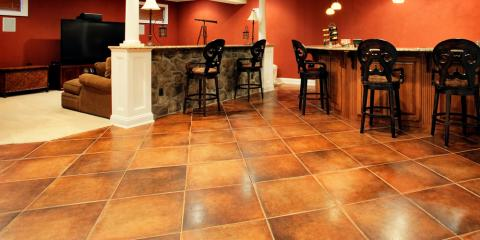 Home Remodeling Contractor Explains Flooring Options for 5 Different Rooms, Columbus, Ohio
